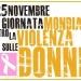 Diciamo NO alla violenza sulle donne